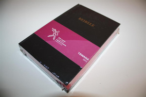 BEIBELE / THE BIBLE in Tswana [Hardcover] by Bible Society