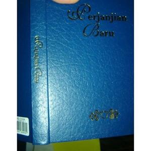 Indonesian New Testament / Perjanjian Baru / Hardcover / Lembaga Alkitab