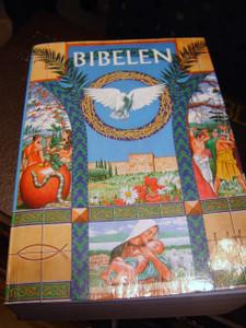 BIBELEN med informationssider om Bibelen og dens verden / Danish Bible modern