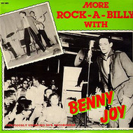 BENNY JOY - MORE ROCKABILLY