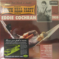 EDDIE COCHRAN - LIVE AT TOWN HALL PARTY 1959
