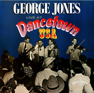 GEORGE JONES - LIVE AT DANCE HALL USA