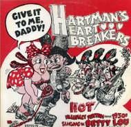 HARTMAN'S HEART BREAKERS - HOT HILLBILLY RHYTHM FROM THE 1930's