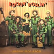 MADDOX BROS. AND ROSE - ROCKIN' ROLLIN'