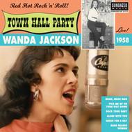 "WANDA JACKSON - LIVE AT TOWN HALL PARTY 1958 (10"")"