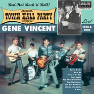 GENE VINCENT - LIVE AT TOWN HALL PARTY 1958-1959