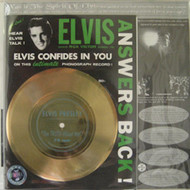 ELVIS PRESLEY - THE TRUTH ABOUT ME (FLEXI/10-INCH/CD)