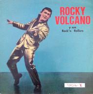 ROCKY VOLCANO Y SUS ROCK N' ROLLERS