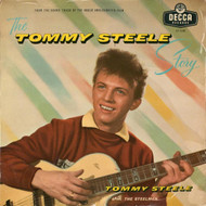 "TOMMY STEELE - THE TOMMY STEELE STORY (10"")"