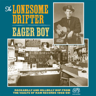 327 THE LONESOME DRIFTER - EAGER BOY LP (327)
