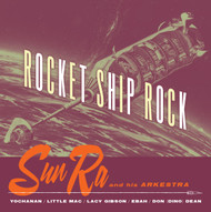 354 SUN RA - ROCKET SHIP ROCK LP (354)