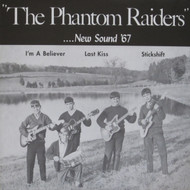 329 THE PHANTOM RAIDERS - NEW SOUND '67 LP (329)