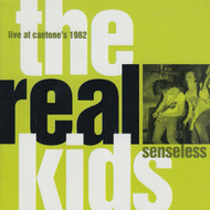 286 THE REAL KIDS - SENSELESS LP (286)