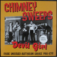 311 THE CHIMNEY SWEEPS - DEVIL GIRL LP (311)