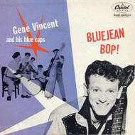 GENE VINCENT AND THE BLUE CAPS - BLUEJEAN BOP! LP