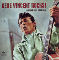 GENE VINCENT ROCKS AND THE BLUE CAPS ROLL LP