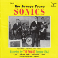 909 THE SAVAGE YOUNG SONICS LP (909)
