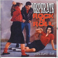 DESPERATE ROCK AND ROLL VOL. 20