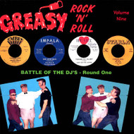 GREASY ROCK AND ROLL VOL. 9