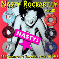 NASTY ROCKABILLY VOL. 15