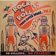 ROCK AND ROLL FROM OUTTER SPACE