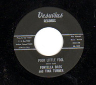 FONTELLA BASS AND TINA TURNER - POOR LITTLE FOOL