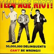 TEENAGE RIOT LP