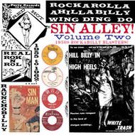 SIN ALLEY VOL. 2