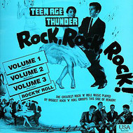 TEENAGE THUNDER VOL. 2