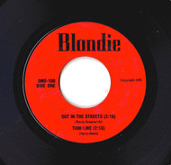 BLONDIE - OUT IN THE STREETS +3 EP