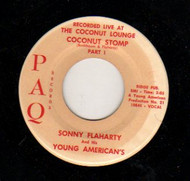 SONNY FLAHARTY AND YOUNG AMERICANS - COCONUT STOMP