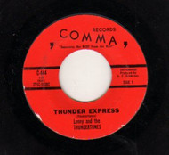 LENNY AND THE THUNDERTONES -THUNDER EXPRESS