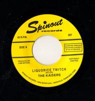 KAISERS - LIQUORICE TWITCH