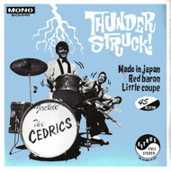 JACKIE AND THE CEDRICS - THUNDER STRUCK EP