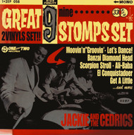 JACKIE AND THE CEDRICS - GREAT NINE STOMPS SET