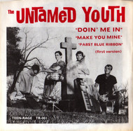 UNTAMED YOUTH - DOIN' ME IN/ MAKE YOU MINE / PABST BLUE RIBBON