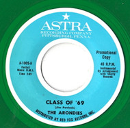 ARONDIES - CLASS OF '69