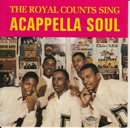 ROYAL COUNTS - ACAPPELLA SOUL V. 1 (CD 7071)
