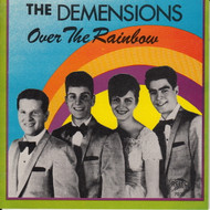 DEMENSIONS - OVER THE RAINBOW (CD 7032)