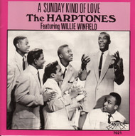 HARPTONES - A SUNDAY KIND OF LOVE (CD 7021)