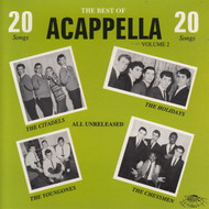 BEST OF ACAPPELLA V. 2 (CD 7082)