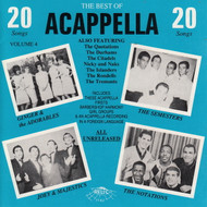 BEST OF ACAPPELLA VOL. 4 (CD 7142)