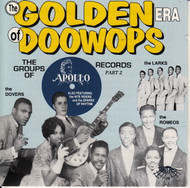 GOLDEN ERA OF DOO WOPS: APOLLO RECORDS PT. 2 (CD 7128)