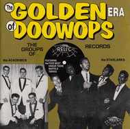 GOLDEN ERA OF DOO WOPS: RELIC RECORDS (CD 7107)