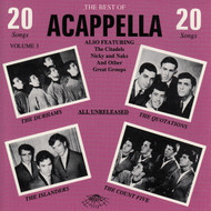 BEST OF ACAPPELLA VOL. 3 (CD 7112)