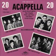 BEST OF ACAPPELLA VOL. 3 (CD 7112)