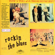 ROCKIN' THE BLUES SOUNDTRACK (CD 7143)