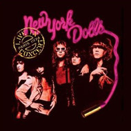 NEW YORK DOLLS - LIVE IN CONCERT: PARIS 1974