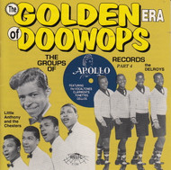 GOLDEN ERA OF DOO WOPS: APOLLO RECORDS PT. 4 (CD 7134)