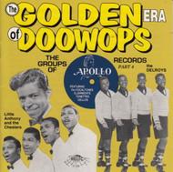 GOLDEN ERA OF DOO WOPS: APOLLO RECORDS PT. 4 (CD 7134)